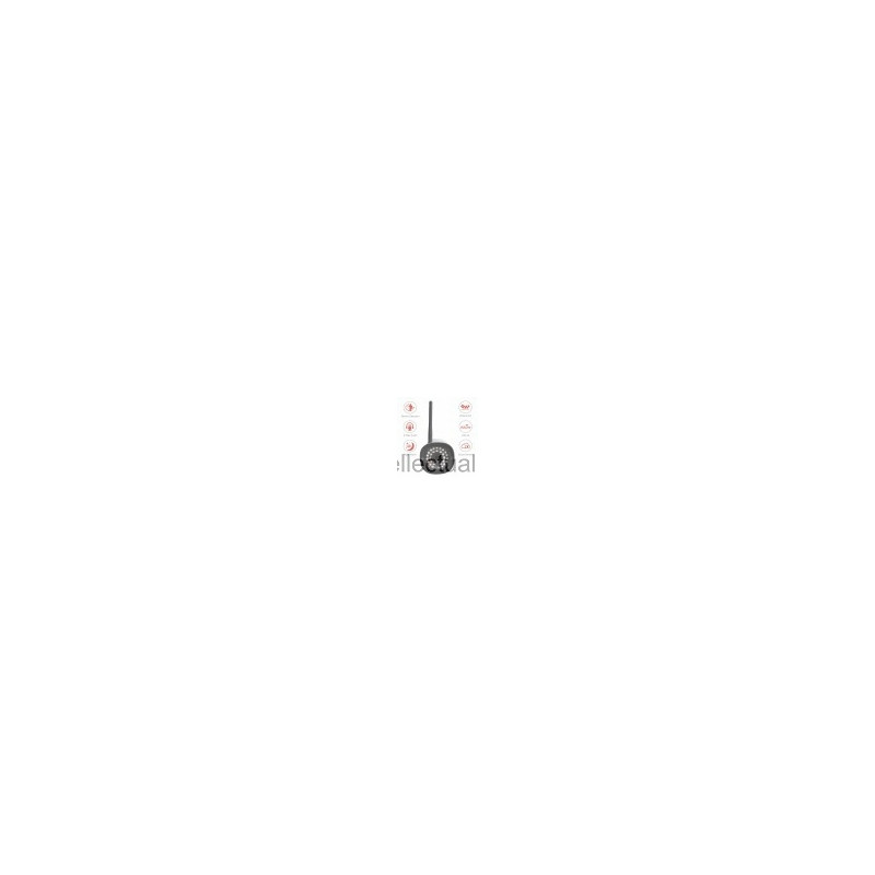 1MP 720P HDCVI IR Eyeball Dome Camera ( Dahua )
