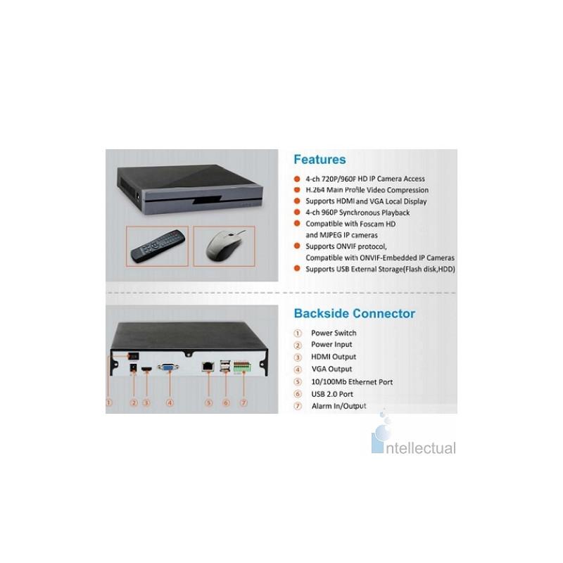 Standalone Color Screen Access Control
