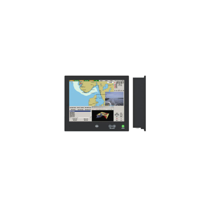 Intellectual 4 Channel HD DVR with 4 Fixed HD Dome Cameras and Power Supply