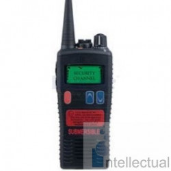 ENTEL HT544 VHF IECEx Intrinsically safe LCD complete